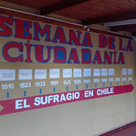 SEMANA DE LA CIUDADANIA