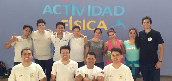 Día de la Actividad Fisica 2019