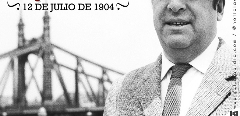 Natalicio Pablo Neruda