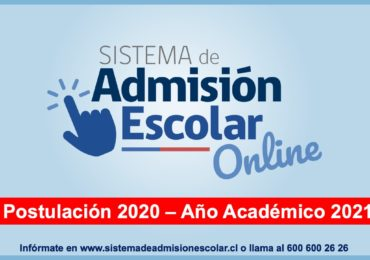 Sistema de Admisión 2021