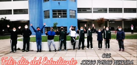 Día del Estudiante 2021 – Liceo Pablo Neruda de Talca