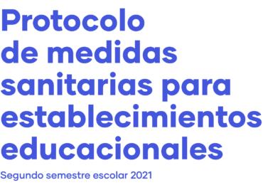 Protocolo de medidas sanitarias para establecimientos educacionales