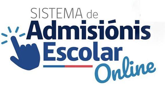 Sistema de Admisión Escolar 2022